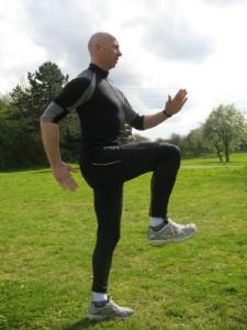 03 Jumps mit diagonaler Armbewegung